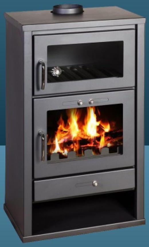 Termo stufe a legna - Stufe a legna per cucinare e riscaldare ...